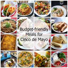 Buffet Dinner Ideas by Budget Friendly Mexican Food Recipes Menu Ideas For Cinco De Mayo