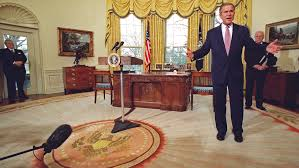 george w bush oval office decor pictures to pin on pinterest
