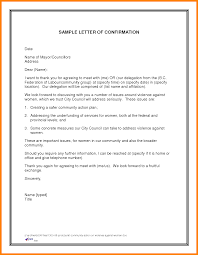 7 account confirmation letter science resume