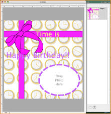 birthday cards templates how to make a birthday card template 08