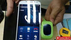 child bracelet gps tracker images Gps tracker watch for kids children smart watch sos emergency anti jpg
