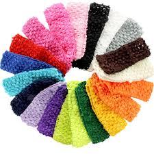 crochet headbands 1 5 standard crochet headband