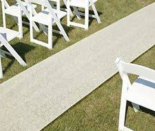 aisle runners for weddings ivory wedding aisle runners ebay