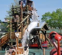 6 Flags Water Park Six Flags Great America Buccaneer Battle Bleck U0026 Bleck Architects