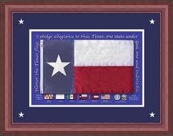 Texas Flag Pledge Doug Lind Portfolio Graphic Design
