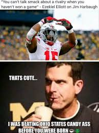 Jim Harbaugh Memes - 421 best go blue michigan wolverines images on pinterest collage