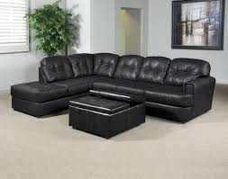 Leather Sofa Cheap by Convertible Leather Sofa Eastern Charcoal Bonded Sectional By