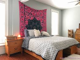 bedroom makeover on a budget a surprise budget boho chic bedroom makeover