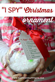 i ornaments from busy happy