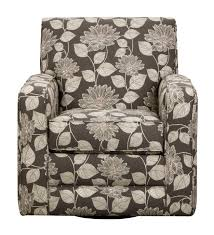 Swivel Accent Chair Corinthian Josephine Lilly Fog Swivel Accent Chair Great