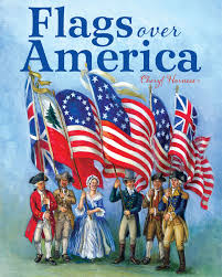 How Many Star On The American Flag Flags Over America Albert Whitman U0026 Company