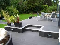 patio u0026 outdoor nantucket gray veranda decking for cozy backyard