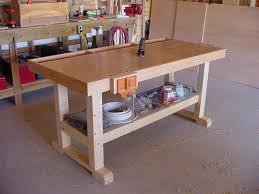 how to build a work table building a simple work bench will teach you how to build that