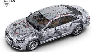 audi car offers audi s a8 offers proper autonomy in traffic roadshow