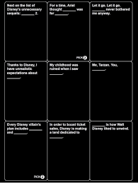 cards against humanity for sale cards against humanity disney edition 97 7 qlz