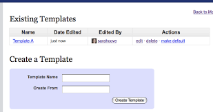 tips and tricks create templates for your wiki pages