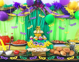 mardi gras party ideas 100 directions