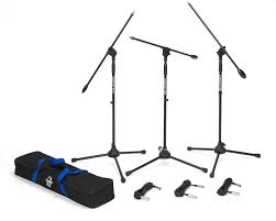 microphone stands samson technologies