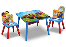 mickey mouse end table mickey mouse table chair set with storage cb furniture
