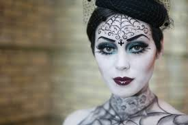 womens halloween makeup ideas easy halloween makeup creepy cute