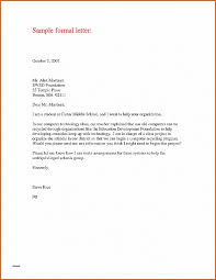 exle of formal letter to government inspirational format of formal letter to government