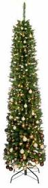 Pre Decorated Christmas Tree Uk by The 25 Best Pre Decorated Christmas Trees Ideas On Pinterest