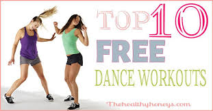 zumba steps for beginners dvd free zumba workouts top 10 free dance workouts the healthy honeys