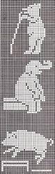 206 best u2022 u2022crochet u2022 filet u2022 u2022 images on pinterest filet crochet