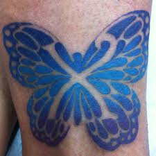 unique butterfly tattoo turners syndrome by scott duncan at