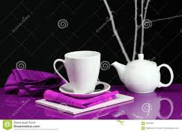 contemporary table setting royalty free stock image image 4062866