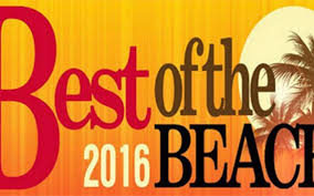 best of the beach 2016 winners for the myrtle beach sc area