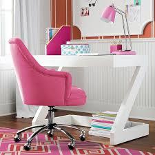 white desk for girls room z desk pbteen