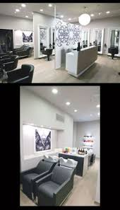 Small Hair Salon Modern White Salon Italy Ravello Comfort Shampoo Shuttle Salons