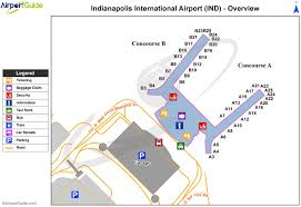 Chicago O Hare Parking Map by Indianapolis Airport Parking Map Indy Airport Parking Map