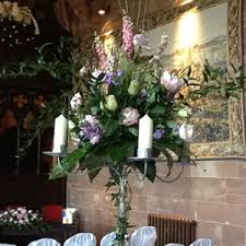 wedding flowers hshire wedding flowers cheshire candelabra flowers