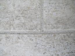 grout cracking between our vinyl resilient tiles merrypad