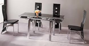 black glass dining room table dining room furniture andrews home furniture