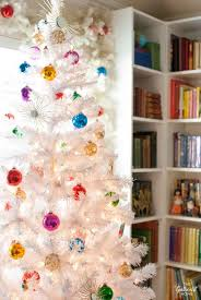 my home style colorful gathered eclectic tree the