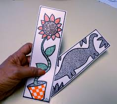 free printable halloween bookmarks make it easy crafts create a one of a kind zentangle bookmark