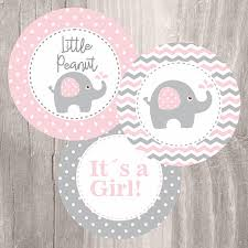 elephant baby shower centerpieces pink elephant baby shower printable centerpieces pink and grey