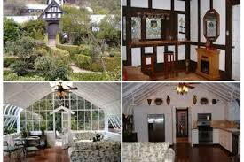 english tudor cottage purported marion davies cottage with greenhouse in beverly hills