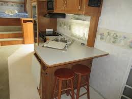 prowler 5th wheel floor plans 2001 fleetwood prowler 285s fifth wheel fremont oh youngs rv