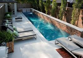 Sleeping Chairs Swimming Pool Modern Pool Design Ideas Wonderful Modern Pool
