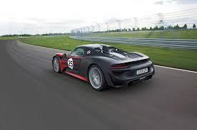 Porsche 918 Hypercar - the hypercar blueprint motor trend