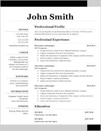 free resume templates for microsoft word resume templates microsoft word 2010 samuelbackman