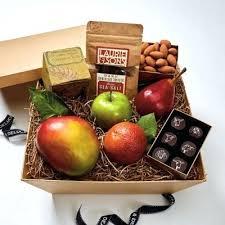 christmas fruit baskets best fresh fruit basket valley