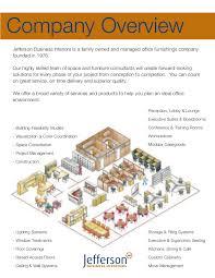Business Interiors Group Jefferson Group Furniture Brochure