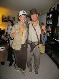 Indiana Jones Halloween Costumes Sweetie Suz Halloween Engagement Party