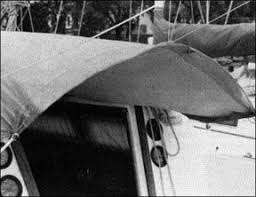 Sailboat Sun Awnings The Canvas Air Conditioner Web Only Article