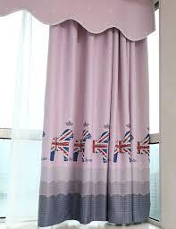 curtains kids room curtains european style drapes cartoon window